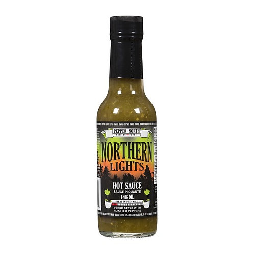 Pepper North Northern Lights