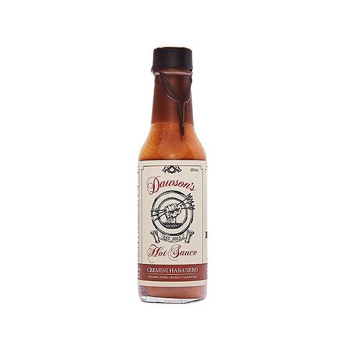 Dawson's Cremini Habanero Hot Sauce