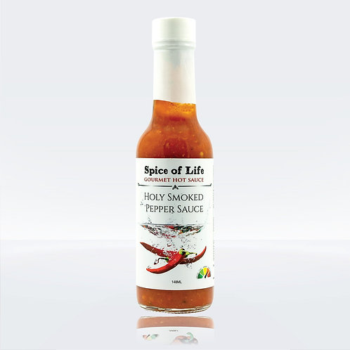 Spice of Life Holy Smoked Pepper Sauce