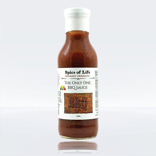 Spice of Life The Only One BBQ Sauce