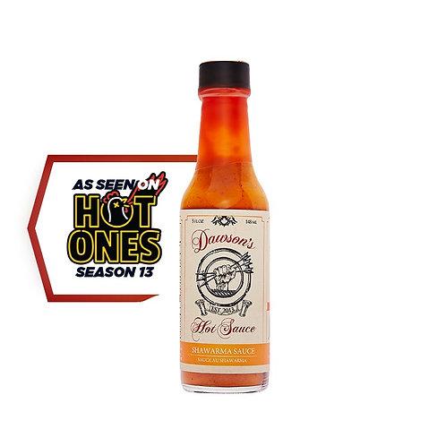 Dawson's Shawarma Hot Sauce