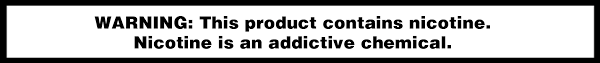 Nicotine Warning label.png