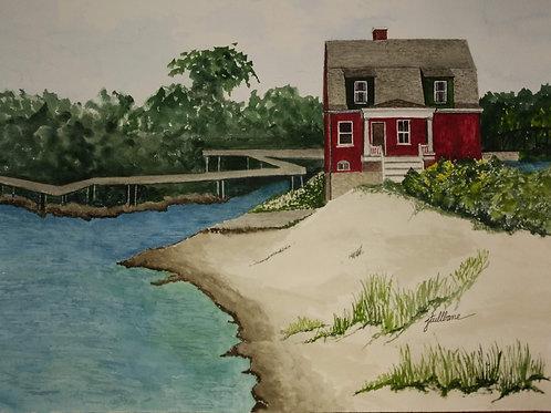 Fox River Lock-Keeper's Cottage