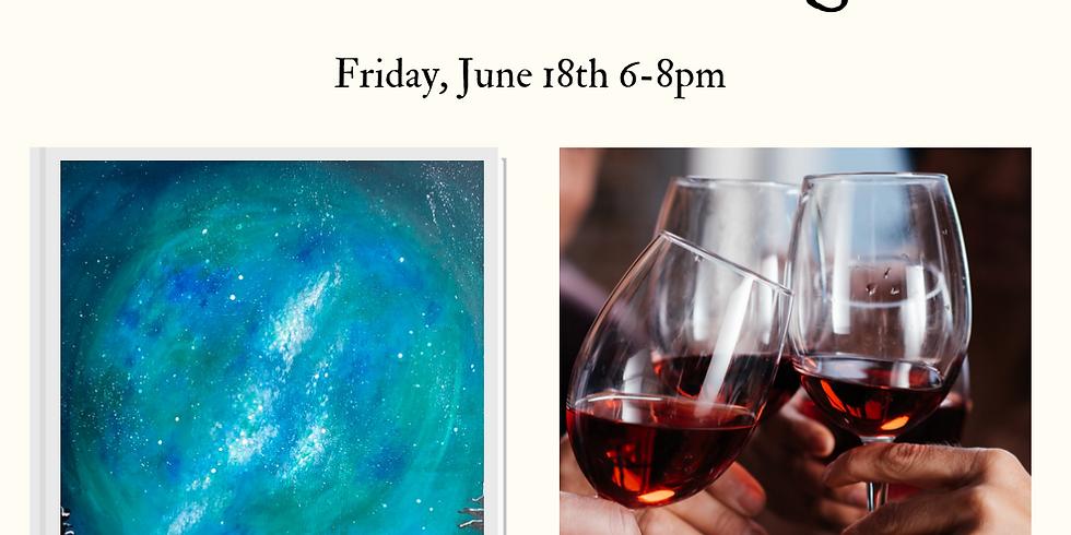 Paint & Wine Night