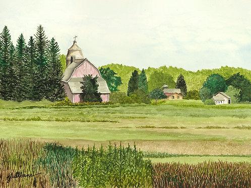 West De Pere Barn