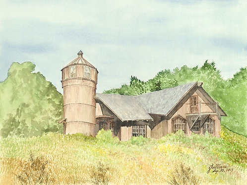 Repurposed Barn in Ellison Bay