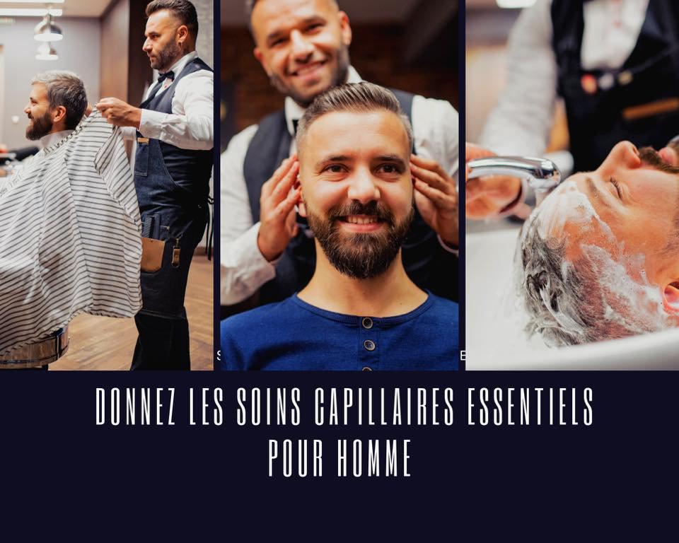 Formation homme & barbier