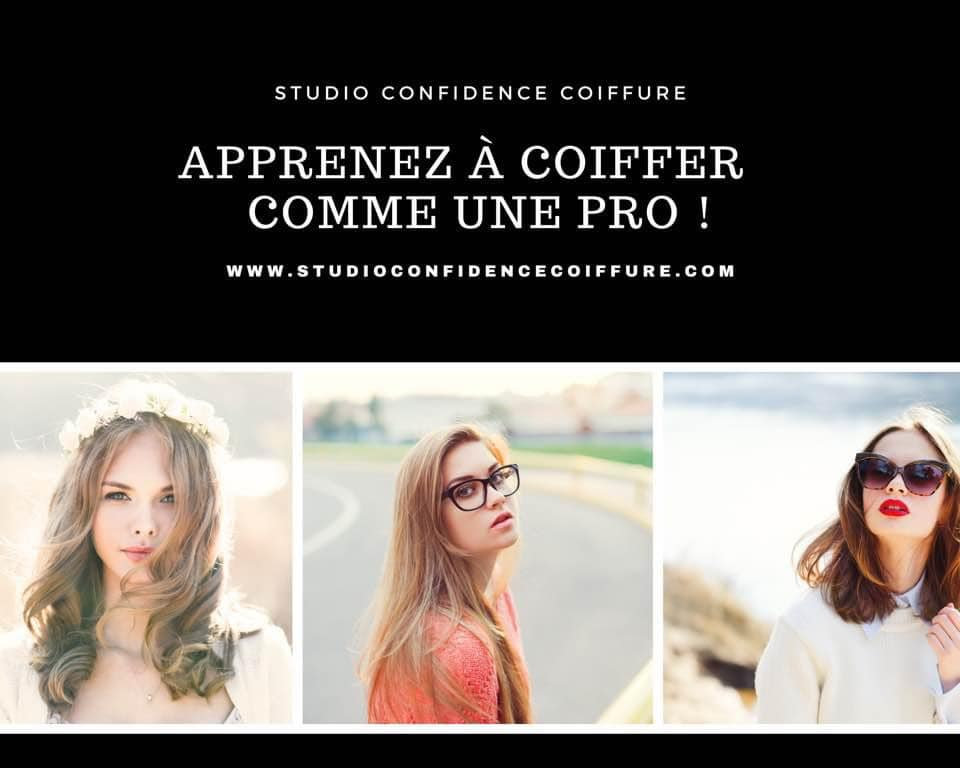 Formation coiffure femme