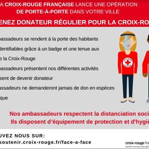 Campagne de la Croix-Rouge française