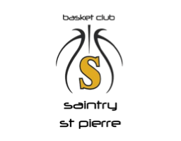 Logo Basket ball club de Saintry.png