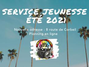 Nouveau Service Jeunesse