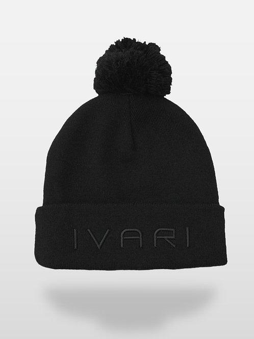 BOBBLE HAT - Black
