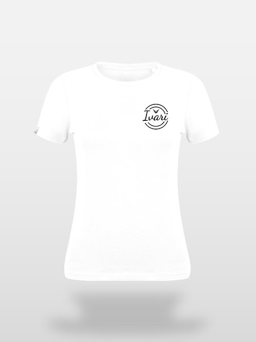 STRETCH T-SHIRT - White