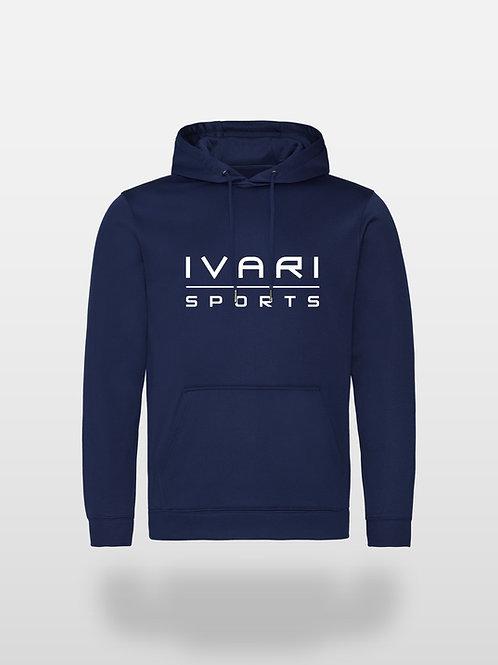 IVARI SPORTS HOODIE - Navy