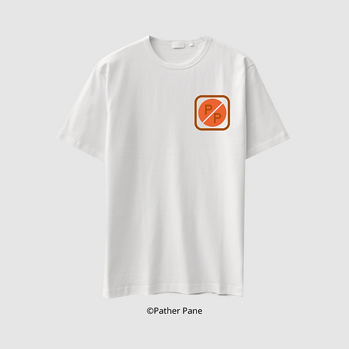 Pather Pane Cotton T-Shirt (White)