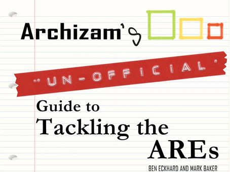 ICYMI: Archizam's Guide to Tackling the AREs