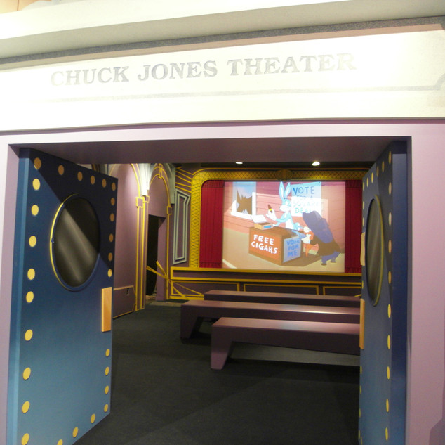 CHUCK JONES EXPERIENCE THEATER