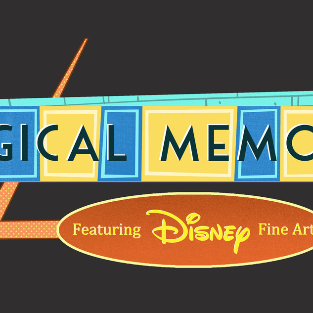 MAGICAL MEMORIES  GALLERIES LOGO