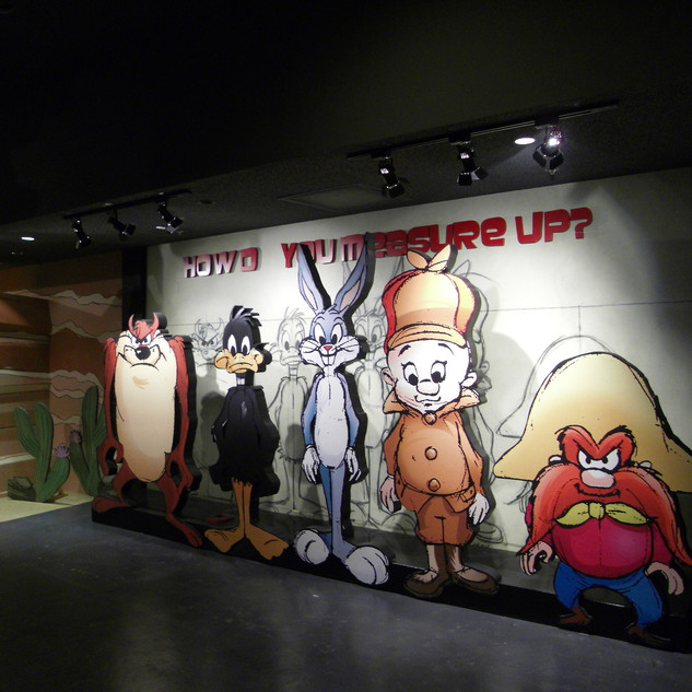 CHUCK JONES EXPERIENCE PHOTO OP