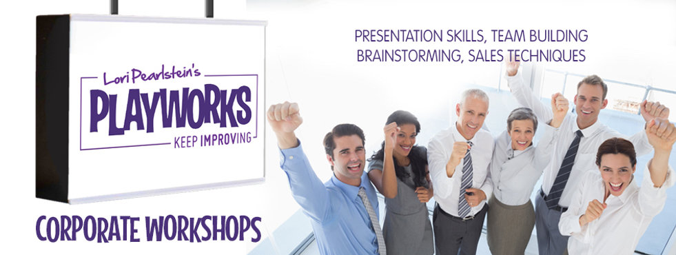 Corporate Workshops for Team Building, Presentations and Sales