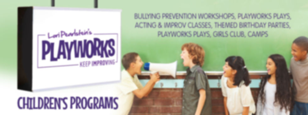Improv Classes for Children in Toronto