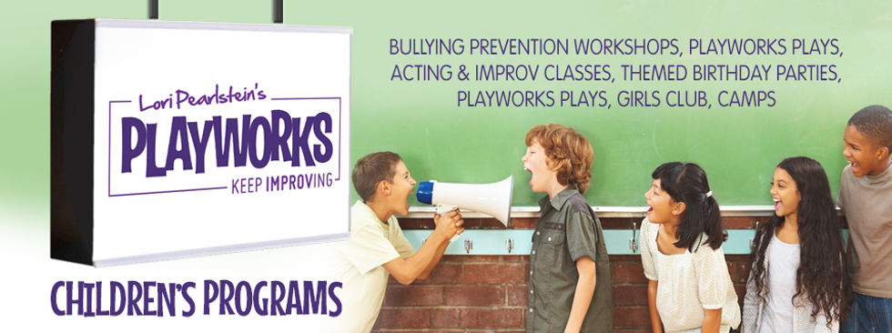 Improv Classes for Children in Toronto