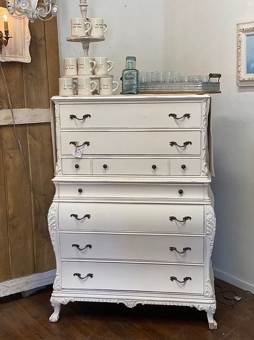 Beautiful Vintage French Dresser