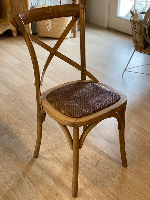 Crisscross Chair