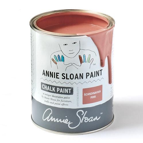 Scandinavian Pink Chalk Paint®