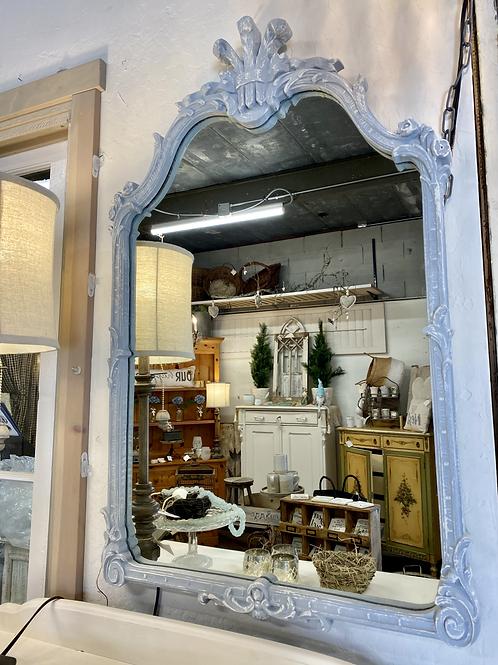 Custom French Blue Mirror