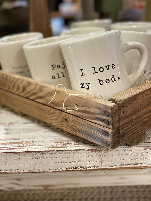 Adorable coffee mugs