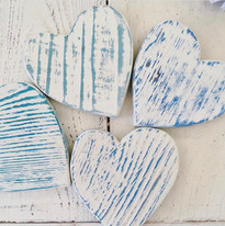 Painted Hearts