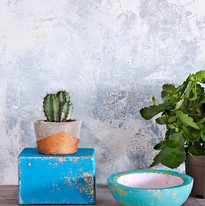 Concrete pots Giverny Provence Bright Go