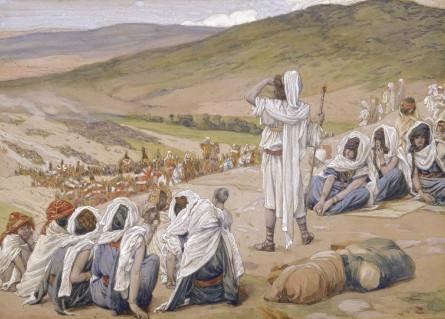 Doni, preghiera e battaglia