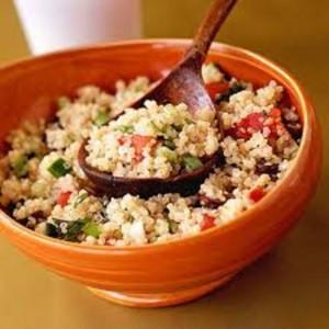 Per un piatto di quinoa