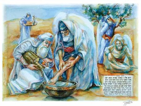 D-O appare ad ogni Ebreo