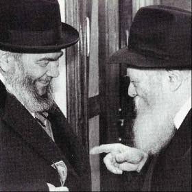 Il 'rabbino' laico