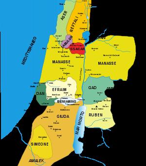 L'Ebreo deve 'conquistare territori'
