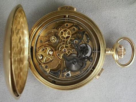 """""""Ho sentito che il vostro commercio riguarda gli orologi"""""""