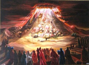 Prepararsi al dono della Torà
