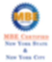 MBE MWBE Certified New York State New York City