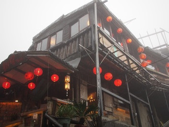 The touristy towns of Taiwan: Jiufen and Shifen