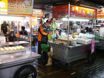 Eating my way across Taiwan
