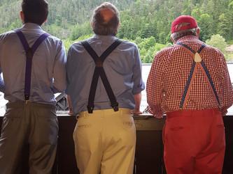 Rally Day 3: From Lindau to Saalfelden