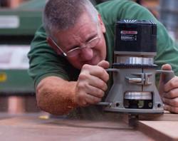 Charleston Area Woodworker