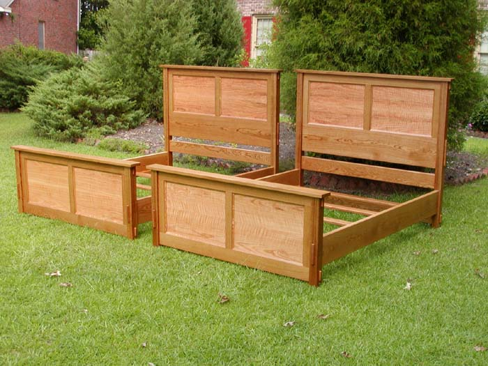 White Oak Beds