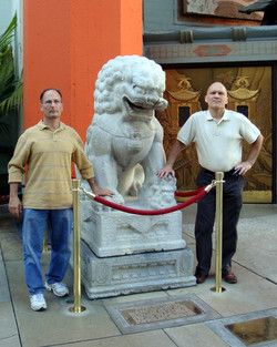 The Evil Twins of Eagle Claw with the Lion LA 2009