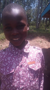 Hosea Meyoki age 9 gr 1 Nailepu Academy.