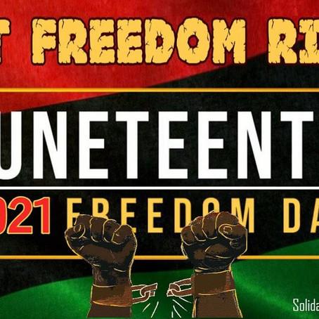Celebrating liberation