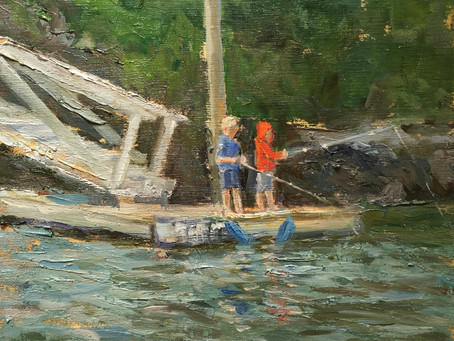 Fishing for Memories